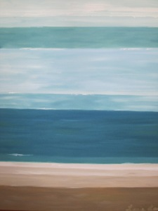 Serenity Oil on Canvas