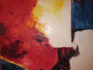 Intensity - Oil Painting by Laurie Lane