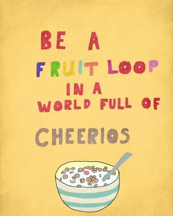 Fruit Loop:)
