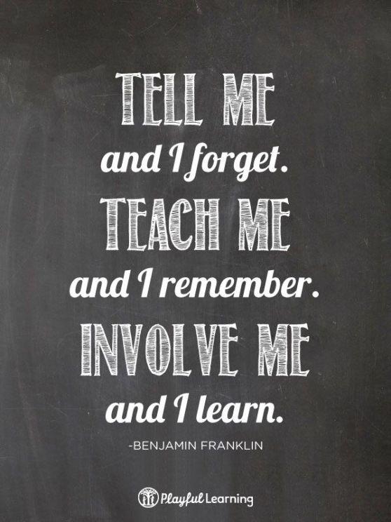 Involve Me