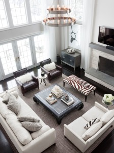 modern sleek interior